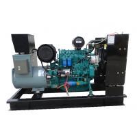 China Deutz CE ISO Approved Weichai Genset 100kw / 125kva Water Cooling WP4D108E200 on sale