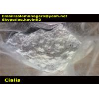 Wholesale Healthy Sex Steroid Hormones CAS 171596-29-5 Cialis Tadalafil 20mg For Men from china suppliers