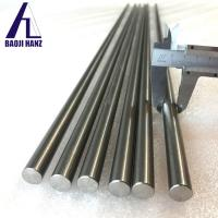 Quality china factory best price ASTM B365 Tantalum Bar supplied online for sale