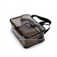 Wholesale Premium Carry On Compliant PVC Cosmetic Bag Waterproof Travel Makeup Pouch from china suppliers