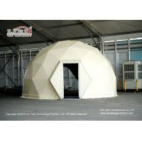 Buy cheap 2019 Waterproof Luxury Hotel Resort Dome Glamping Tent Factory Price from wholesalers