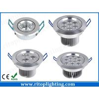 China 1-18W economic High power LED downlight ceiling recessed downlight on sale