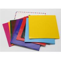 Wholesale SGS Standard Gumming Sheet A4 Size , Matt DIY Pre Cut Tissue Paper Squares from china suppliers