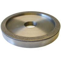 Buy cheap Automotive 200mm Industrial Diamond Grinding Wheels Adapt To Various Spindle Speeds from wholesalers