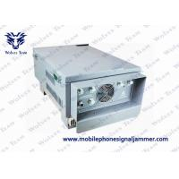 Buy cheap Adjustable Waterproof Outdoor Signal Jammer High Power For Military Units And from wholesalers