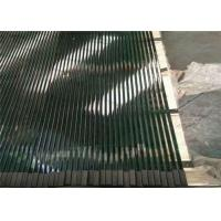 Buy cheap 6.38mm-40mm Laminated Wired Tempered Safety Glass with CE&ISO certificate from wholesalers