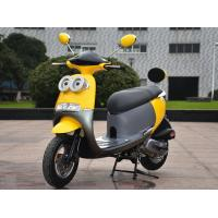 "Wholesale Air Cooled 9.3hp / 7500rpm 12"" DOT Tire Mini 150cc Scooter With CVT Engine from china suppliers"
