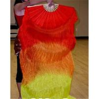 Wholesale Belly dance silk fan veils from china suppliers