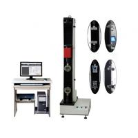Buy cheap Desktop Rubber And Plastic Tensile Testing Machine Laboratory Servo System from wholesalers