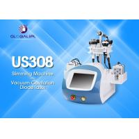 Buy cheap 1-50W/Cm2 Rf Cavitation Machine / Diode Laser Face Lifting Body Slimming Machine from wholesalers