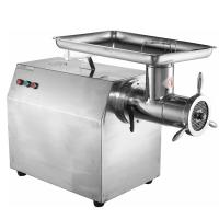 Wholesale Commercial Big Capacity Meat Grinder Machine For Sausage Making 600kg/h 2200W from china suppliers