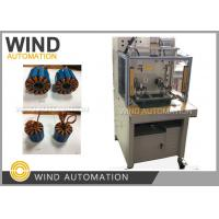 Wholesale Bldc Pmac Stator Winding Machine 12 24 36 Tooth Strands Wire Flyer Winding from china suppliers