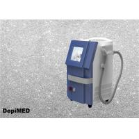 Wholesale Diode Laser Hair Removal Machine Permanent , Portable Face Rejuvenation Machine from china suppliers