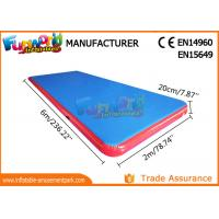 Wholesale Inflatable Air Track For Gym Air Track Inflatable Air Tumble Inflatable Sports from china suppliers