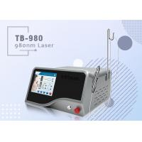 China 980 Nm Diode Laser Device , Blood Vessels / Spider Vein Removal Machine on sale