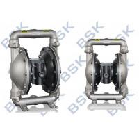 Wholesale Medical 1 Inch Air Driven Double Diaphragm Pump Suitable For Pumping Fluids With Particles from china suppliers