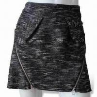 Wholesale Women's Zipper Skirt from china suppliers