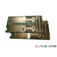 Buy cheap 1.6mm Double Sided PCB Board for Consumer Electronics from wholesalers