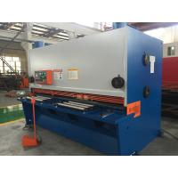 Wholesale 15kw CNC Metal Sheet Cutting Machine Hydraulic Guillotines Type from china suppliers