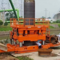 Buy cheap Piling Foundation Equipment TR2605H 441hp Casing Rotator from wholesalers