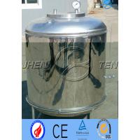 Wholesale Aseptic Tank Stainless Steel Pressure Vessel  Pure Water Alcohol / Juice from china suppliers
