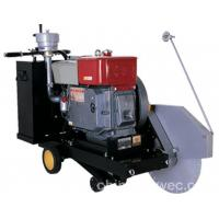 China Road Cutter Concrete Road Cutting Machine with Robin Engine Honda Engine on sale