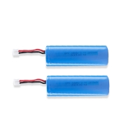 Wholesale Rechargeable 3.7V 2500mAh 18650 Battery Pack For Power Storage from china suppliers