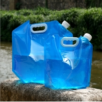 Wholesale Foldable Hiking 5l 10l Plastic Water Pouch from china suppliers