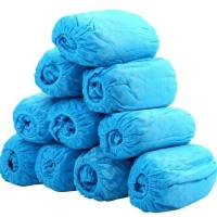 Wholesale Light Weight Disposable Shoe Covers Economical Angle High Slip Dust Resistant from china suppliers