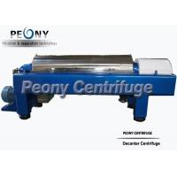 Buy cheap Full Automatic Peanut Skin Dewatering Decanter Centrifuge from Chinese Supplier from wholesalers