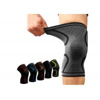 Wholesale Fitness Running Cycling Compression Knee Brace Elastic Nylon Sport For Basketball from china suppliers