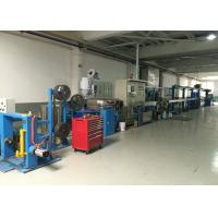China Fuchuan Nylon Wire Photovoltaic Plastic Extrusion Line / Equipment Flame Resistant on sale