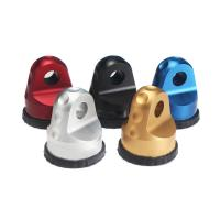 Buy cheap Personalized Color Quick Release Shackle , Winch Recovery Jeep Shackle Mounts from wholesalers