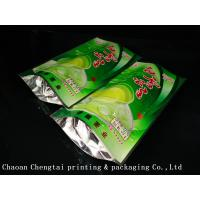Buy cheap Coffee Customized Stand Up Pouches / Heat Sealable Tea Packaging Bags 50G from wholesalers