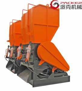 Buy cheap 30kW Plastic Crusher Machine Rotating Diameter 450mm Inlet 800*600mm Optional from wholesalers