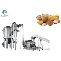 Wholesale Stainless Stell Grain Powder Milling Machine , Chickpea Besan Flour Pulverizer from china suppliers