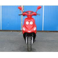 Wholesale Air Cooled CDI Ignition Adult Motor Scooter 50CC Scooter 65 - 70km/H Hand Brake Operation from china suppliers