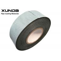 Wholesale Good Peel Strength Pipeline Joint Wrap Tape Rubber Adhesive With 50% Overlap from china suppliers