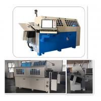 Wholesale Material 1 - 4 Mm Wire Forming Machine And Bender With CNC Control System from china suppliers