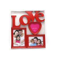 Wholesale Plastic Material Gallery Wall Picture Frames , Wall Hanging Photo Frames from china suppliers