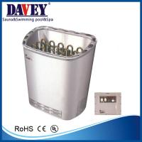 Buy cheap Sawo 220v flexible bucket oceanic 3kw,6kw,9kw sauna heater with ce certificate from wholesalers