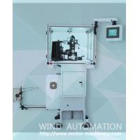 Buy cheap Muti poles BLDC Stator winder needle winding WIND-2-TSM Array coils to achieve high slot filling rate from wholesalers