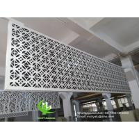 Wholesale Metal aluminum facade cladding wall for facade curtain wall  with 3mm thickness aluminum panel from china suppliers