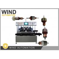 Buy cheap WIND-DAB-5B Fan Motor Winding Machine Automatic Dynamic Armature Balancing Remove Weight Type from wholesalers