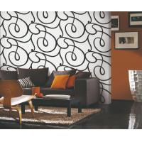Wholesale Decorative PVC Wallpapers , Wall Covering for Living Room from china suppliers