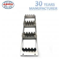 Quality 19 Inch 150 Pairs Lsa Plus Module Back Mount Frame For Krone Connection Module for sale
