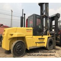 Wholesale Hyster H16.00XM-6 Used Diesel Forklift Truck For Port Lifting Containers from china suppliers