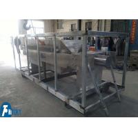 China Beet Pulp Clarification Plate And Frame Filter Press With 1m2 - 30m2 Filter Area on sale
