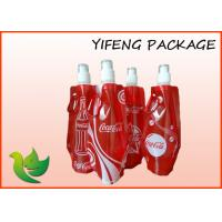 Wholesale Juice Drink Packaging Spout Pouch PE PA Stand Up Food Pouches With Hang Hole from china suppliers