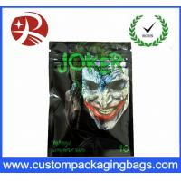 Buy cheap Reclosable Poly Bags Plastic Ziplock Bags Joker Herbal Potpourri 10g Online from wholesalers